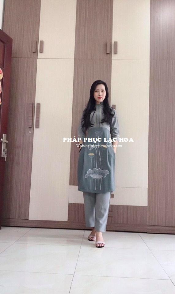 ☘ Bộ thanh lịch mẫu mới vải Hàn Quốc